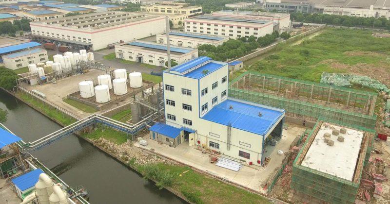 Working plants Suzhou Ecologia Informatica
